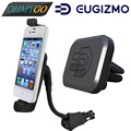 Car Phone Holder with USB Charger (for Universal Phones) Mount Stand + Car Magnetic Vent  Holder for IPhone 5 6
