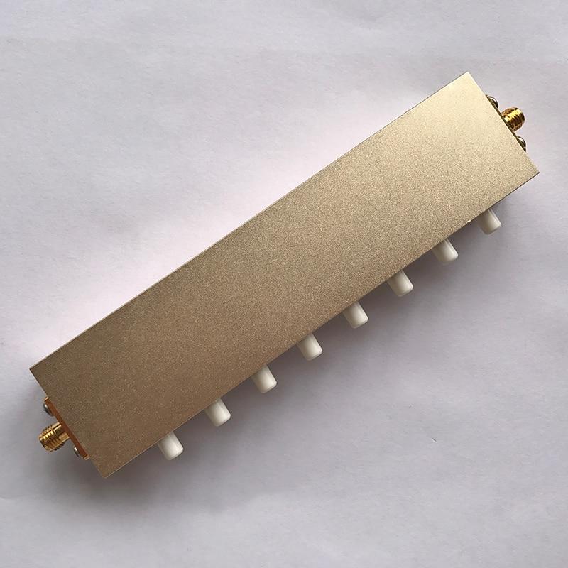 5W SMA adjustable attenuator step attenuator button attenuation 0 90db dc 3ghz
