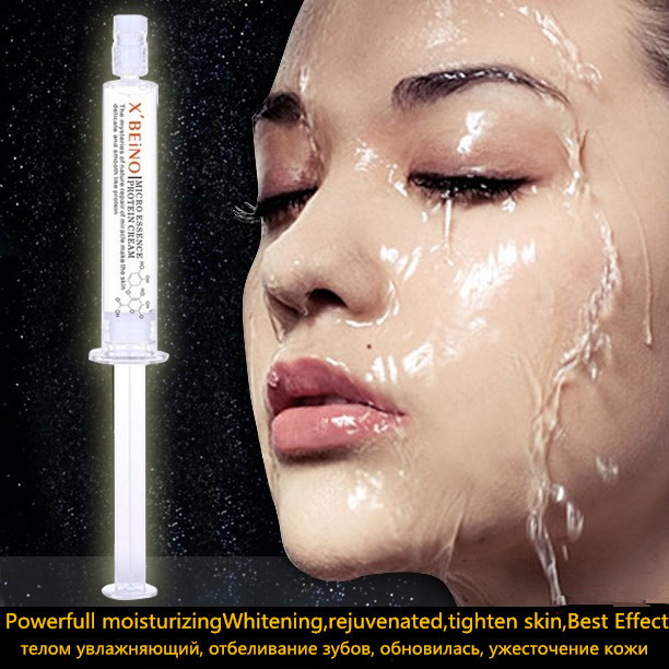 X'beino мгновенно нестареющий мощный антивозрастной anti-морщинки сущность 10 мл крем для лица гиалуроновая кислота сыворотки Maquillaje