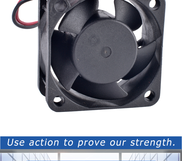 COOLING REVOLUTION AD0424MB-C50 4cm 4020 40mm fan 24V 0.07A Double ball bearing inverter cooling fan