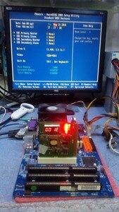 Image 1 - المقبس 478 Motherbard CYSMBD 845GL3 ، 845 جرام 845GV مع 3 ISA فتحة ، 2PCI فتحات ، 2 COM ، 2 IDE + وحدة المعالجة المركزية (socket478) + 512 متر + مروحة