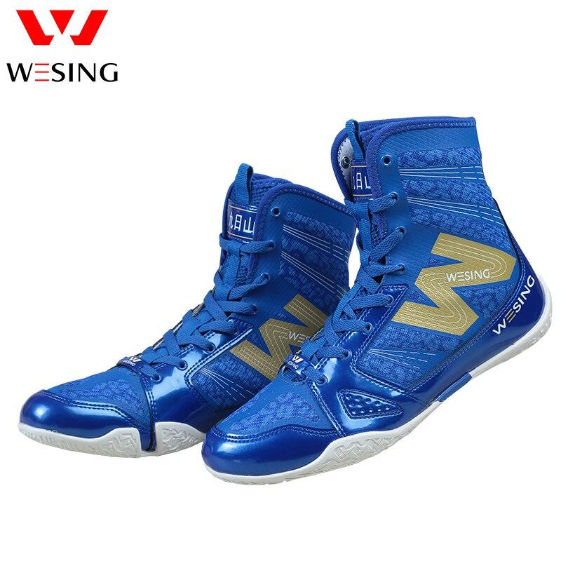 Size   Wrestling Shoe Blue