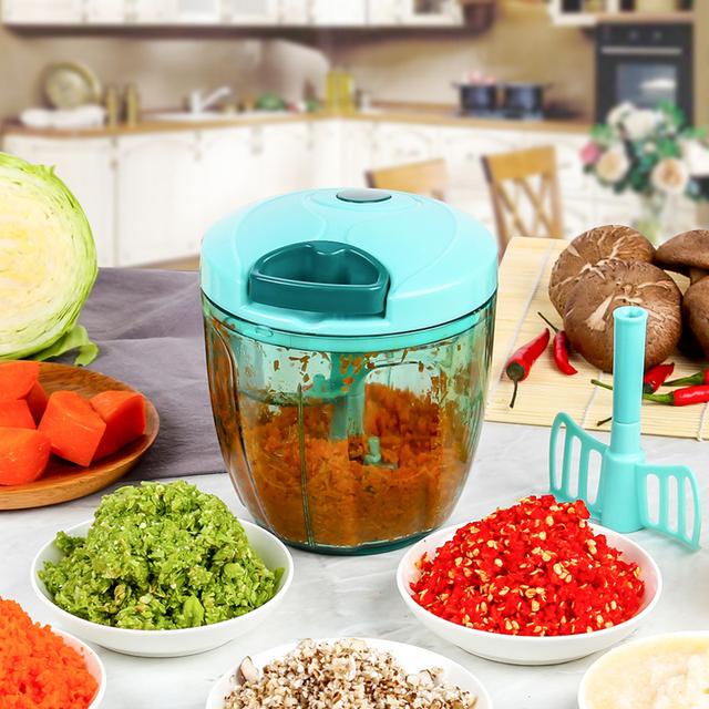 Vegetable Fruit Chopper Grater Shredder Kitchen Gadget