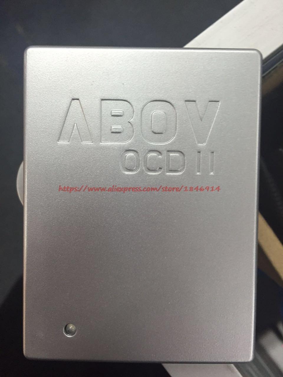 ABOV OCD2 Online Simulator