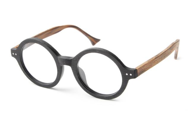 Ronda Retro gafas marco unisex gafas de Lectura resistentes a la Radiación Marco de Los Vidrios ópticos del Acetato TA25459A