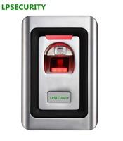 LPSECURITY F1 EM Metal Case Access Control Fingerprint & RFID reader/Lector de huella digital metalico