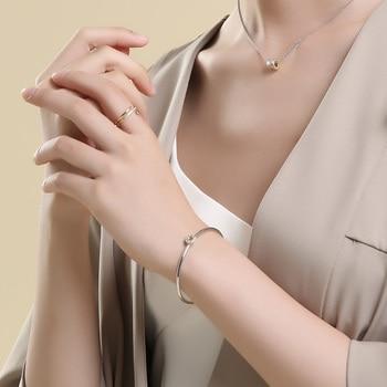 925 Sterling Silver Adjustable Bracelet 2
