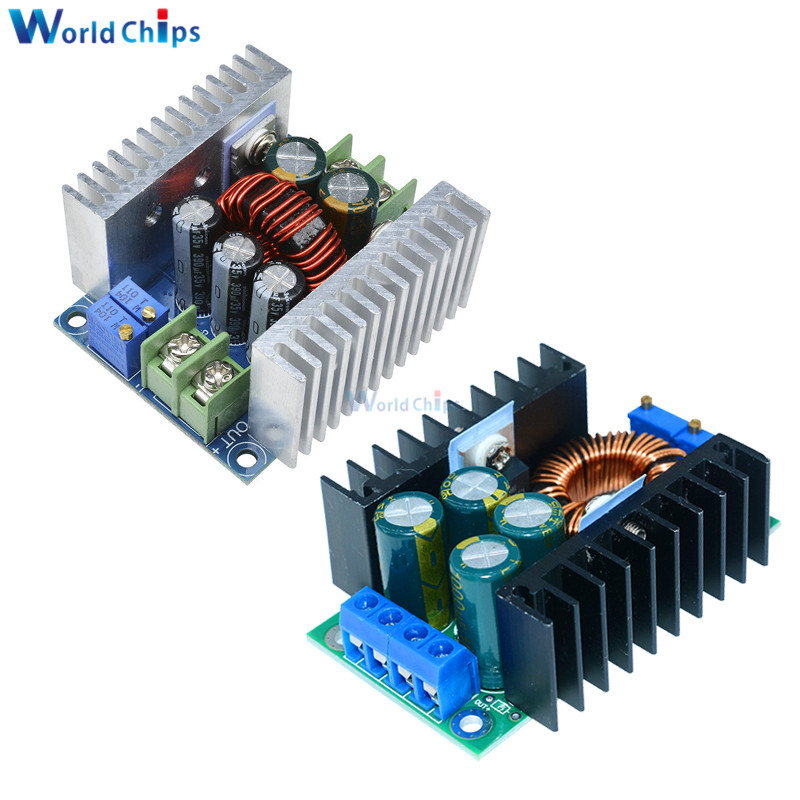 DC-DC 9A / 20A 300W Step Down Buck Converter XL4016 Constant Current LED Driver Power Step-Down Voltage Power Supply Module