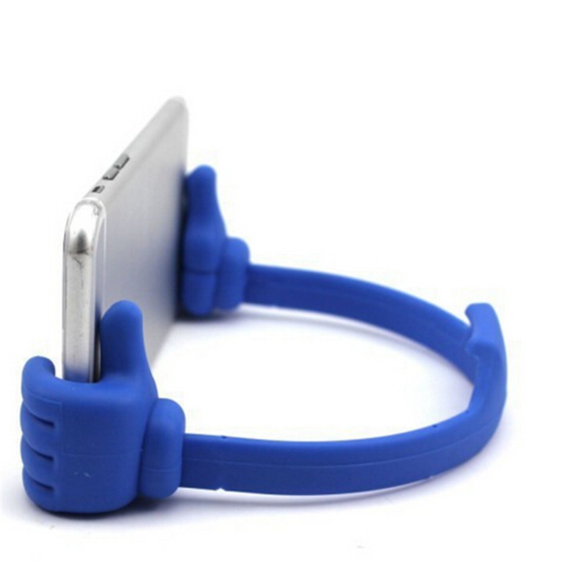 Online Shop Thumb Phone Holder Tablet Mount Stand Universal Mobile
