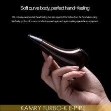 100 % 원래 Kamry 터보 -K 35W E 파이프 상자 Mod 1000mAh 배터리 전자 담배 기화기 거 대 한 증기 E 파이프 전자 담배 키트