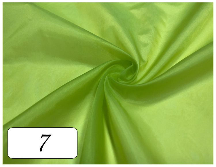 1*1.5m High-grade 15D Ultrathin fabric 380T nylon taffeta fabric jacket for men and women, through water, down-proof handle. 18