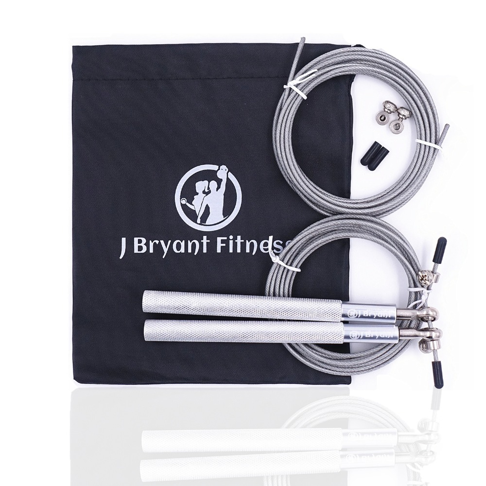 Premium Quality Ultra-speed Ball Bearing Crossfit Jump Rope MMA Boxing Training Fitness Skipping Rope Best Fitness Equipment