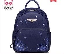 Принцесса сладкий Лолита Сумка Весна и лето корейский видение моды и досуга студенты рюкзак школьный ветер рюкзак 171148