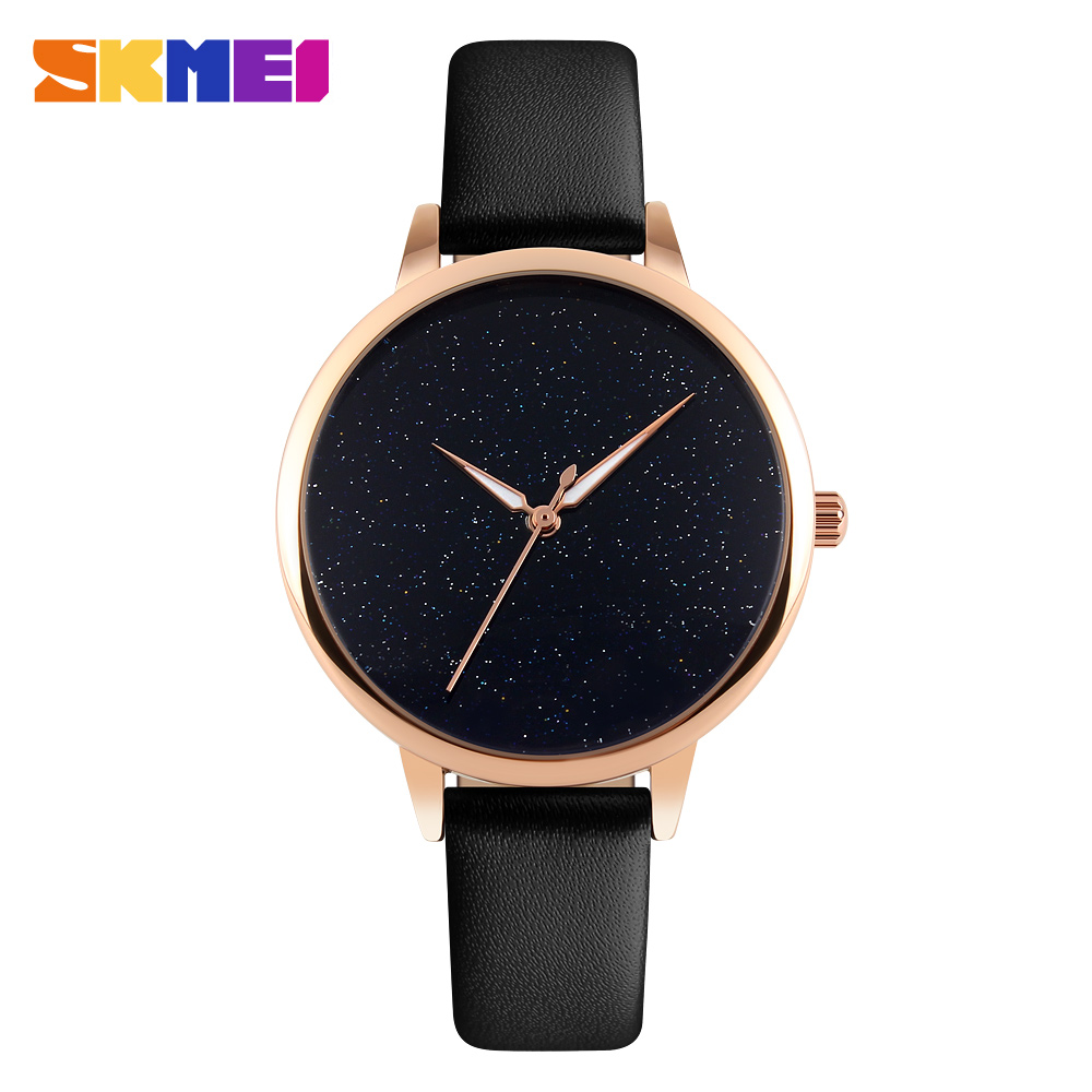 SKMEI Fashion Wrist Watch Women Watches Dress Sport Casual ...