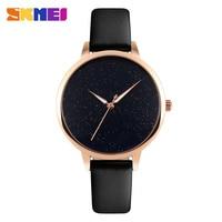 SKMEI Fashion Wrist Watch Women Watches Dress Sport Casual Watch Ladies Quartz Watch Female Clock Relogio