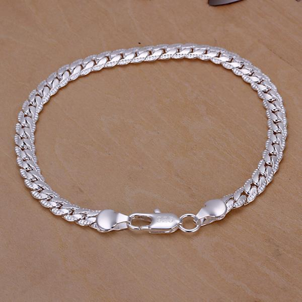 Best Gift Mens Silver...