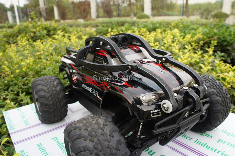 RC car Frame OP parts,HPI savage XS FLUX (1:10) Roll cage (Vehicles protection) Frame Contain the rise head wheels hr hpi savage 4 6 5 9xl flux aluminum alondra widened 17mm clutch