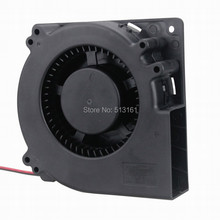 5 Pieces 120*120X32mm Turbo Centrifugal 24V 2900RPM 12cm PC Case Ball Blower Fan
