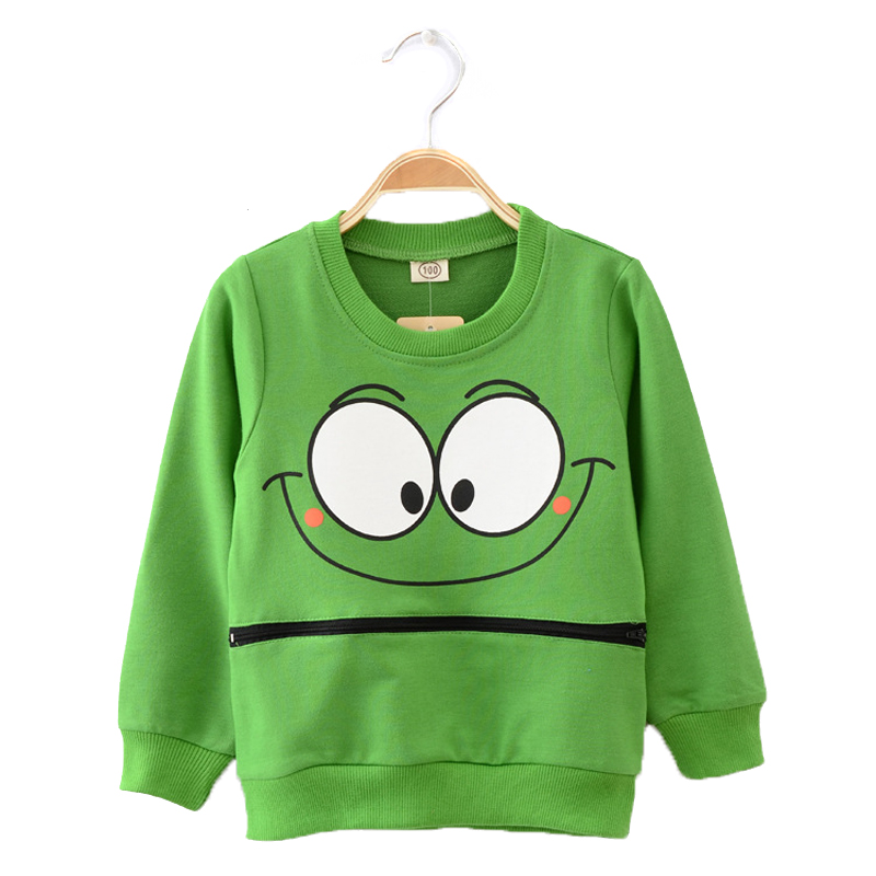 2PCS-Baby-Kids-Smiling-Face-Hooded-Hoodie-Suit-Cotton-Fleeces-Tracksuit-for-BoysGirls-Top-Pants-FJ88-5