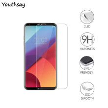 2pcs Glass For LG V30 Screen Protector Ultra-Thin HD Tempered H930 H933 6.0 inch Film Youthsay