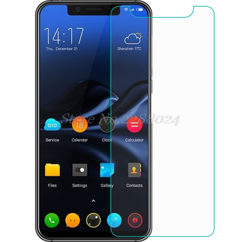Smartphone 9H Tempered Glass for Elephone A4 / A4 Pro Explosion-proof Protective Film Screen Protector cover phone