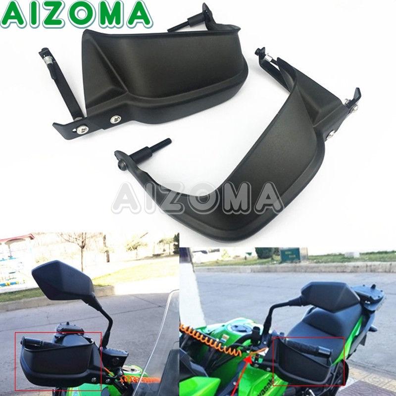 Kit de protection de coquilles de protection de main de moto pour Kawasaki 2010-2017 Versys 600 1000 Z900 équipement de protection de Modification de Motocross