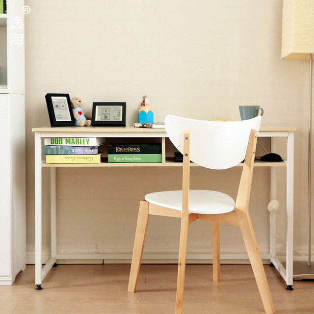 Beau Yi Amoy Simple Desktop Computer Desk Home IKEA Landmark Simple Bedroom With  A Modern Laptop Desk