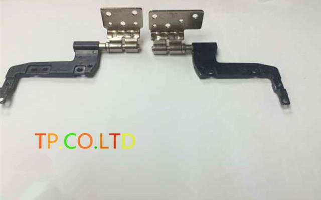 Genuine new lcd dobradiças para dell latitude e5520 e5520m dobradiças left & right 3 rcyy 31fvt