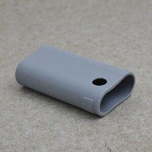 Image 3 - Wismec bruyant cricket mod II 25 kit étui en silicone peau manchon boîtier autocollant de couverture pour Wismec bruyant Cricket 2 D25 kit boîte mod