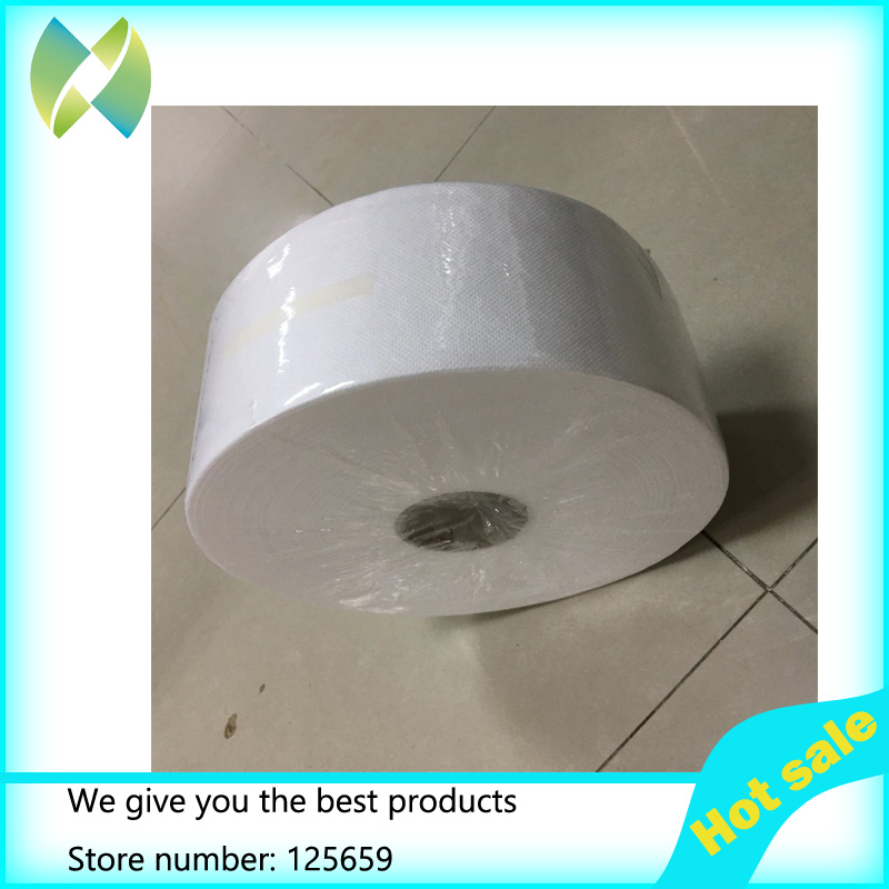 1 Roll 12cm*200m non-woven cloth fabric clean room wipes cleanroom wiper non-woven cloth fabric clean room wipes Clean printer 1 roll stainless steel woven wire cloth screen filter 120 mesh 125 micron 30x90cm with corrosion resistance