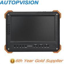 NEW Portable  HD-TVI3.0+AHD+HDMI+VGA+CVBS Camera CCTV Tester 7″ TFT LCD Monitor X41TAC
