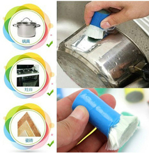 MARKET Hot Free Gift Magic Stainless steel Cleaning Brushes