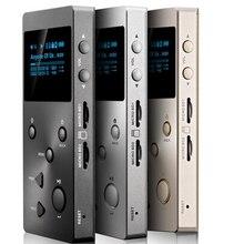 2016 Новый XDUOO X3 Профессиональных Без Потерь Hifi Аудио MP3 Плеер С HD Экран OLED Поддержка APE/FLAC/РКК/WAV/WMA/OGG/MP3