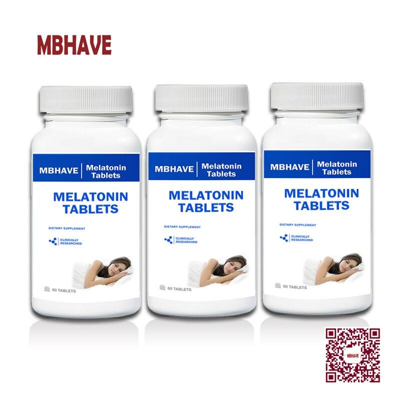 снотворных мелатонина