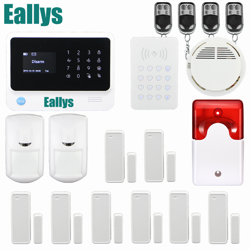 support Wireless wifi ip camera HD App remote controller GSM sms call Home Alarm System Smart Home Burglar Security Alarm System baby monitor camera wireless wifi ip camera 720p hd app remote control smart home alarm systems security 1mp webcam yoosee app