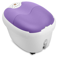 Household Humanized Design Heater Fully Automatic Drying Foot Massage Machine Foot Bath Electric Heating Double Wash