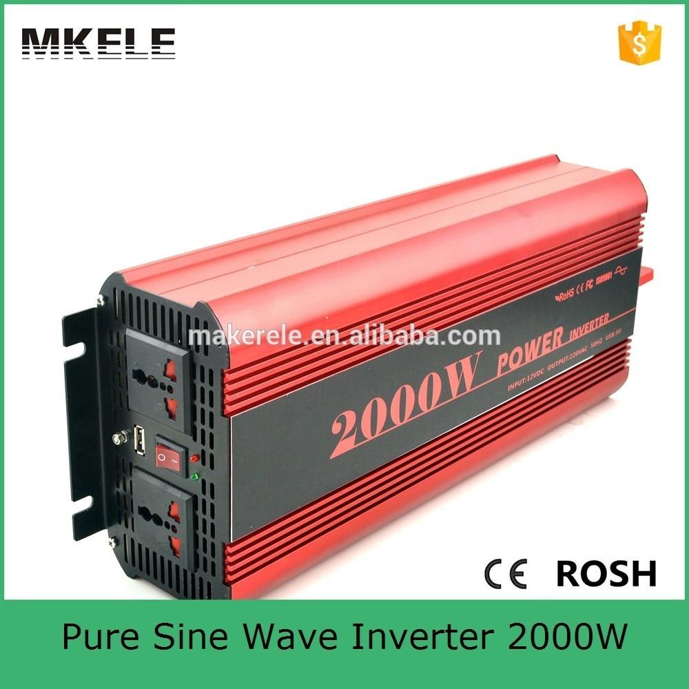 цена на MKP2000-241R DC AC 24 volt dc to 110 volt ac 2kw inverter,solar inverter price solar micro inverter china inverter