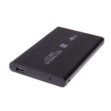 480M/second External Storage 3TB Drive HDD Mobile Disk Box USB 2.0 Laptop SATA 2.5 Hard Drive HD Enclosure