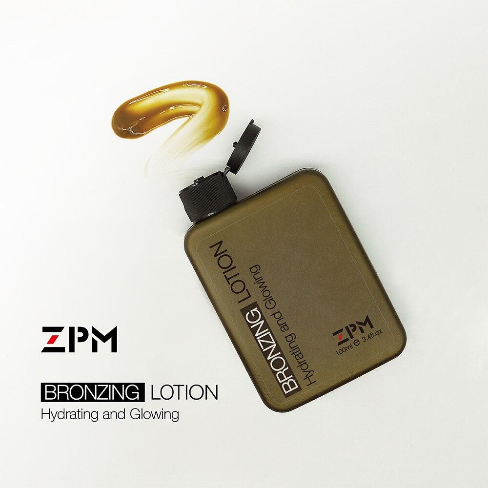 zpm creme bronzeador de solario natural creme de solario de longa duracao com vitamina e hidratante