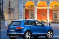 Argento di alta qualità di Stile Barra Laterale In Alluminio Tetto Rack Ferroviarie per Volkswagen vw Touareg 2010 2017-in Barre e box per tetto auto da Automobili e motocicli su