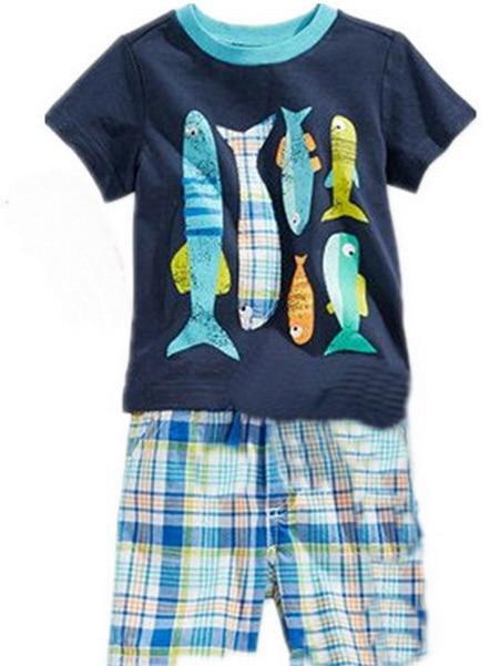 f365fd8c8060 Aliexpress.com   Buy Hot Sell kids summer sports set Pajamas Pyjamas ...