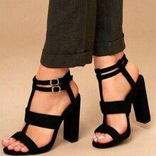 High Heels Sandals Gladiator Summer Sandals