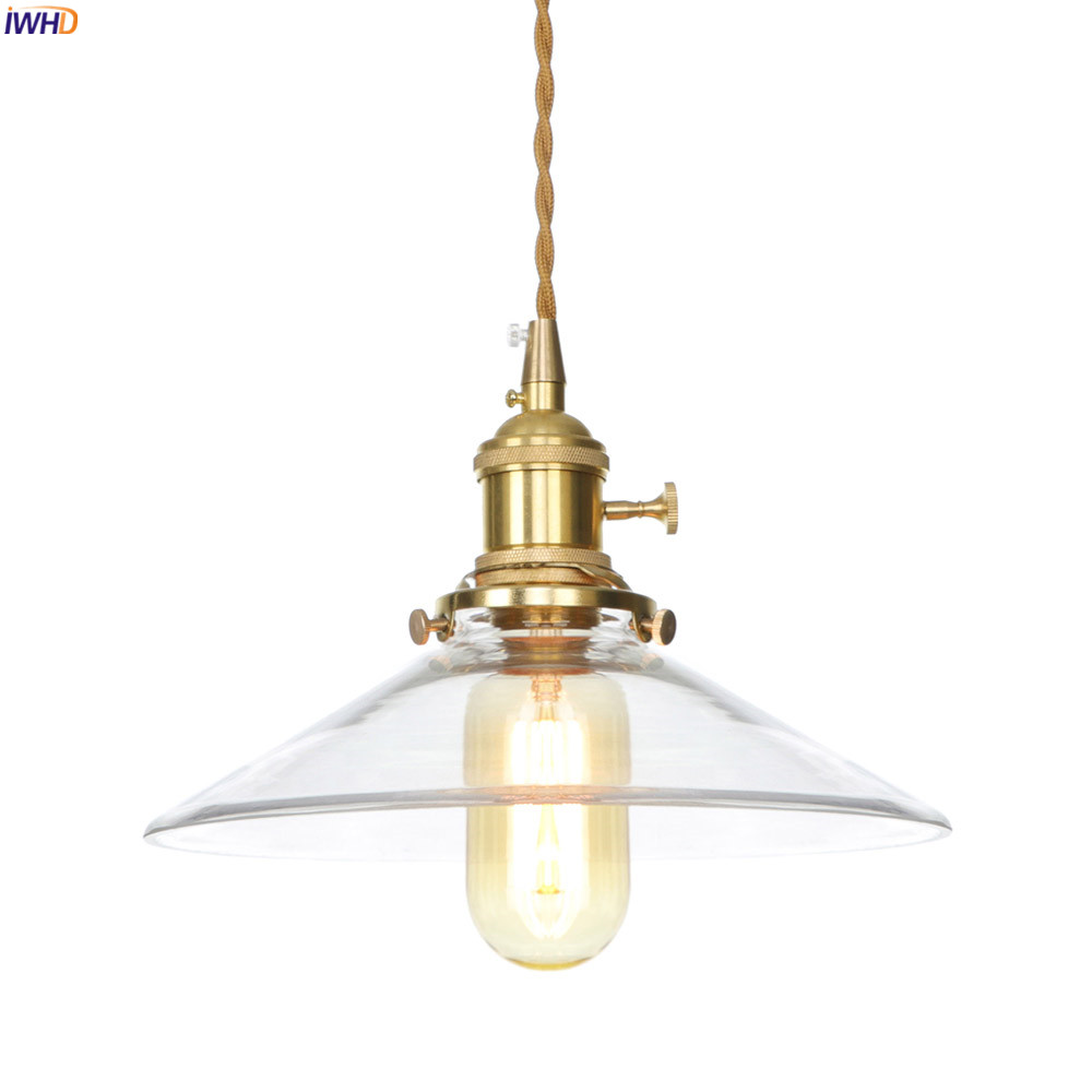 IWHD Hanglamp Nordic Glass LED Pendant Lighting Fixtures Dinning Living Room Light Copper Pendant Lamps Luminaire Home LightingIWHD Hanglamp Nordic Glass LED Pendant Lighting Fixtures Dinning Living Room Light Copper Pendant Lamps Luminaire Home Lighting
