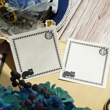 30pcs DIY fairy tale Alice story Theme Smiling Cat Paper As Creative Craft Background Scrapbooking Use