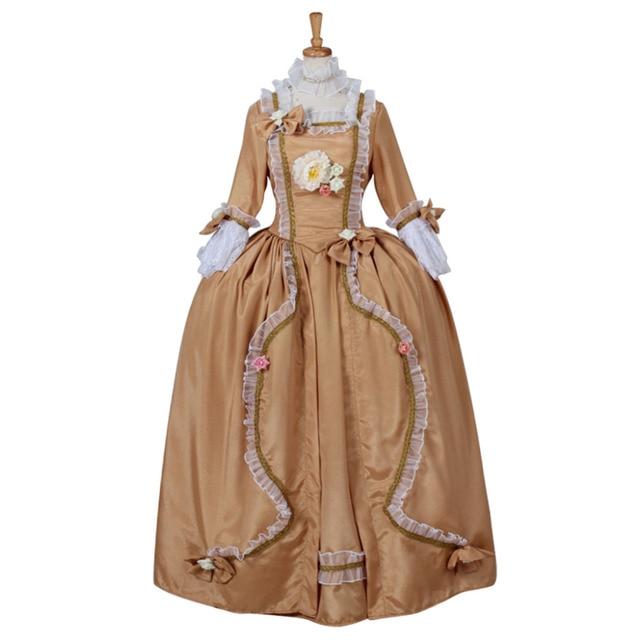 rococo jurk