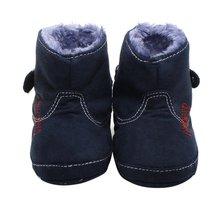 New Baby Boy Shoes First Walker Super Warm Winter Newborn Baby Infant Boy Snow Boots