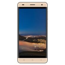ECETD ET200 smartphone 5.5inch HD screen glden color super slim body 4G LTE Bar Design Dual SIM Cards quad core