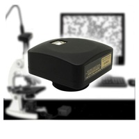 5.0MP CMOS Camera USB Digital Microscope Measurement Software Electronic Eyepiece for Microscope Image Display Capture
