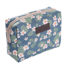 Girls Zipper Cosmetic Bags Fashion Retro Travel Makeup Bag Organizer Make Up Case Storage Pouch Toiletry Beauty Kit Box Wash Bag forudesigns women makeup bags skull cosmetic box beauty girls make up organizer toiletry bag kits storage travel wash pouch b
