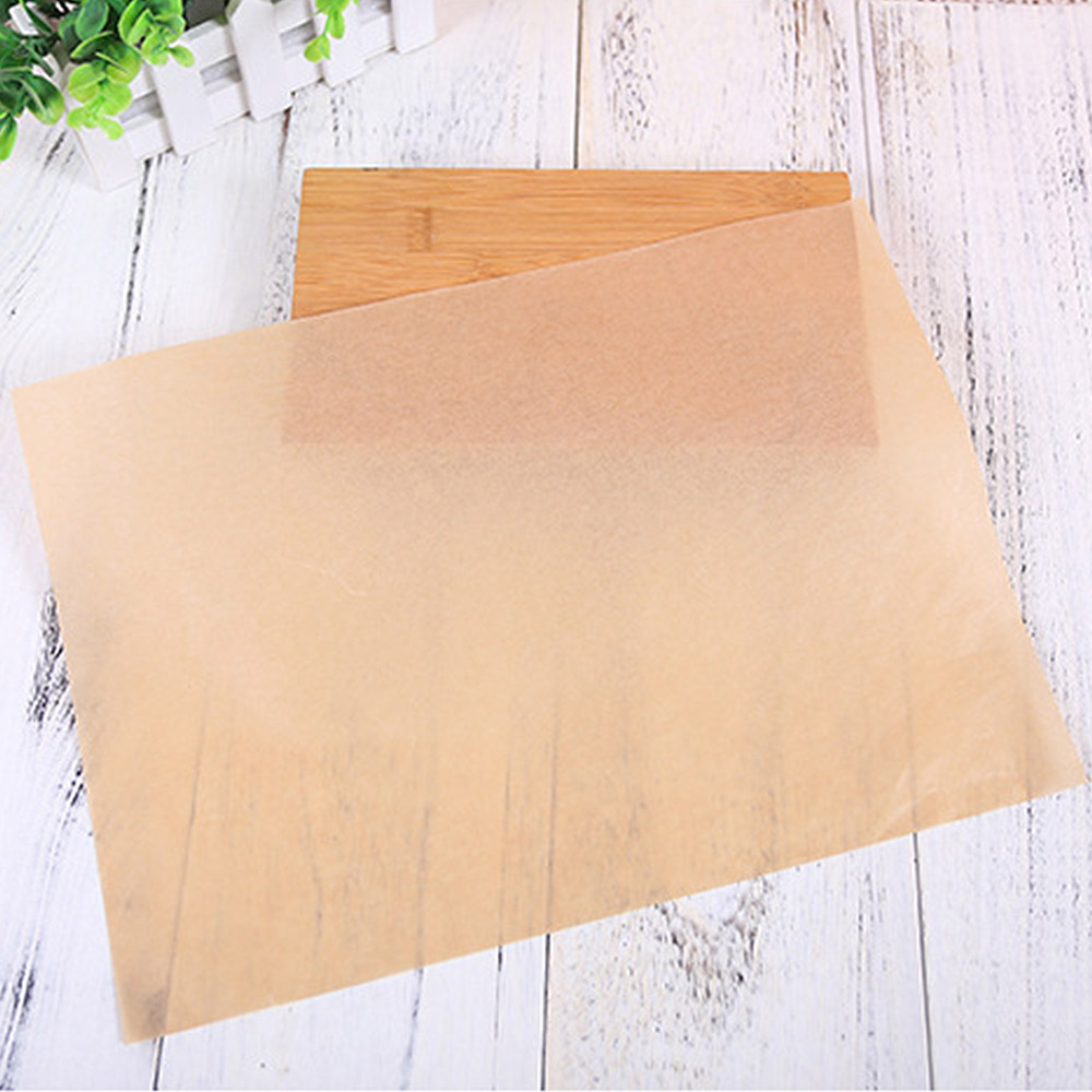 100pcs/lot Bamboo Basket Steamer Paper Air Fryer Liners Bamboo Steamer Dim Sum Paper Non-stick Steam Mat Kitchen Cooking Baking